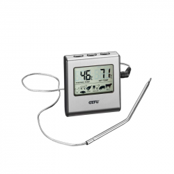 Digitale Braadthermometer met timer