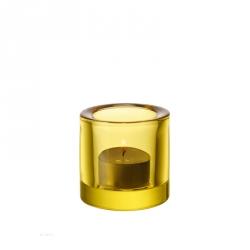 Waxinelichthouder 6 cm Lemon
