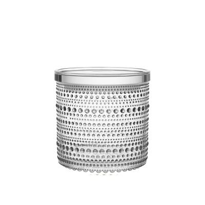 Iittala Kastehelmi Voorraadpot 11,6 x 11,4 cm Helder