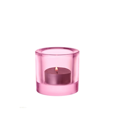 Iittala Kivi, Sfeerlicht 60mm lichtroze