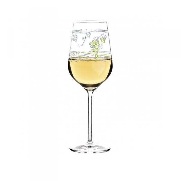 Witte wijnglas 019