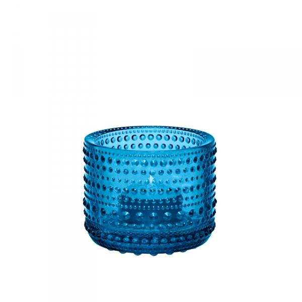 Waxinelichthouder Turquoise