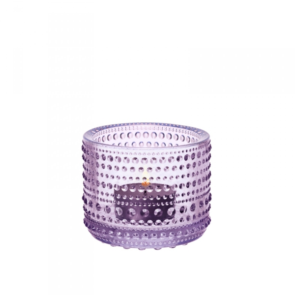 Waxinelichthouder Lavendel