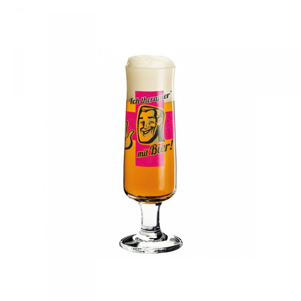 Bierglas biertherapie 300 ml - 020