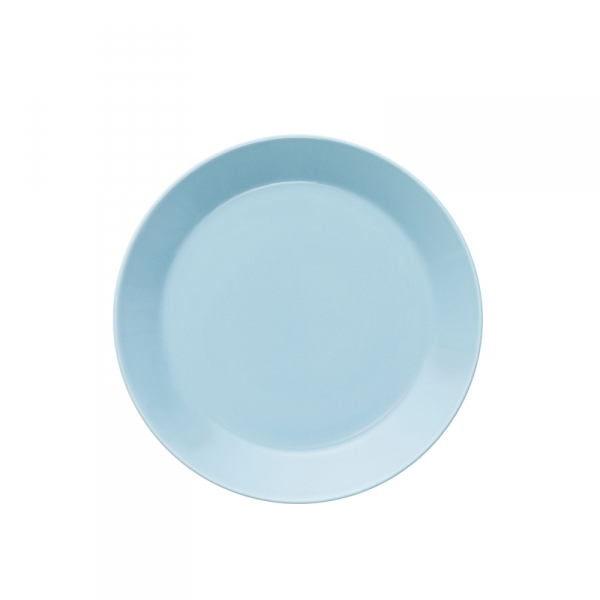Ontbijtbord 21 cm lichtblauw
