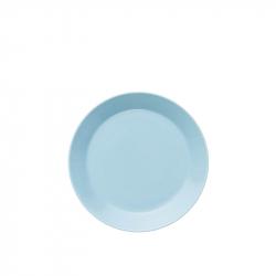 Gebaksbord 17 cm lichtblauw