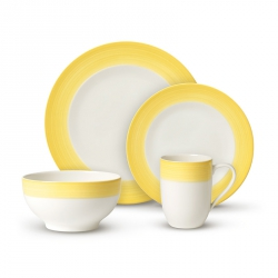 Serviesset Lemon Pie, 2 persoons