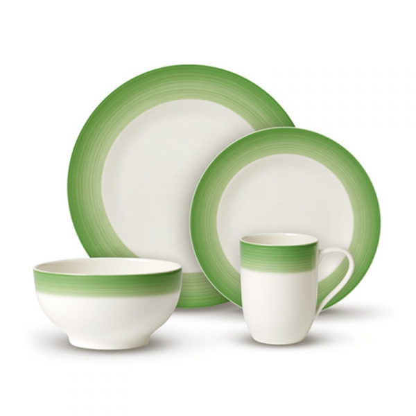 Serviesset Green Apple, 2 persoons