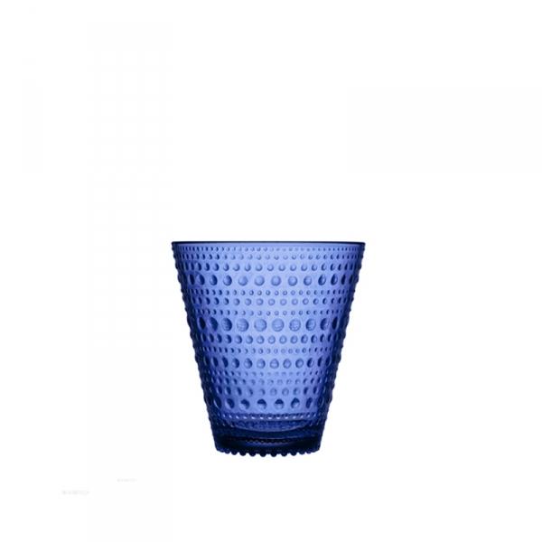 Glas 30 cl, per 4 Ultramarijn