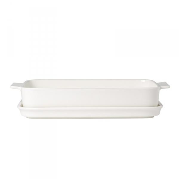 Lasagnaschaal met deksel, 4-6 persoons