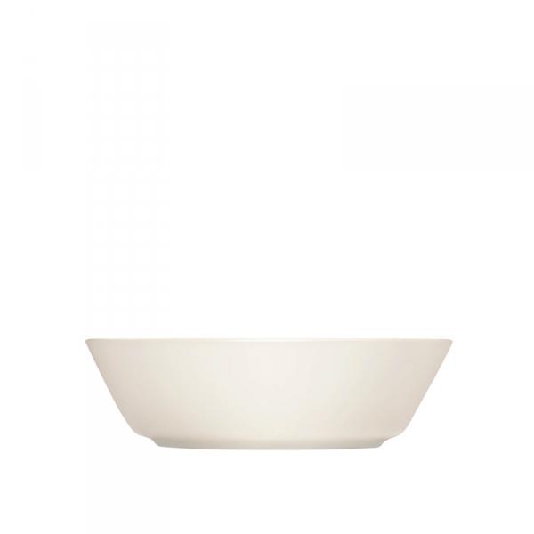 Schaal/Bord diep wit 12 cm