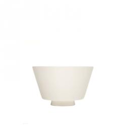 Rijstkom 0,3 l wit porselein