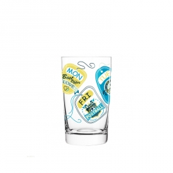 Softdrinkglas love 300 ml - 007
