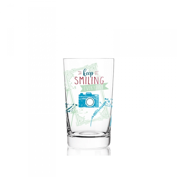 Softdrinkglas foto 300 ml - 018
