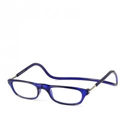 Clic Vision Leesbril blauw +2.0