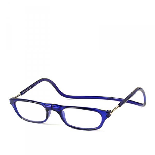 Clic Vision Leesbril blauw +3.0