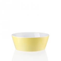 Schaaltje 15 cm Geel