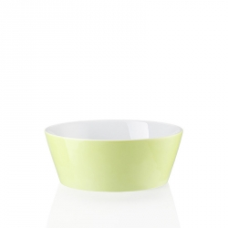 Schaaltje 15 cm Groen
