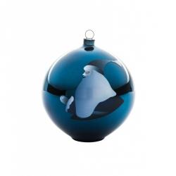 Kerstbal kerstman