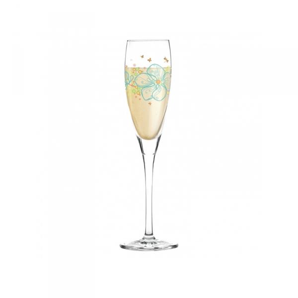 Proseccoglas 030 bloem - 160 ml