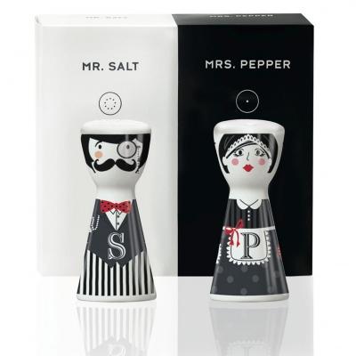 Ritzenhoff Mr. Salt & Mrs. Pepper Peper- & zoutstel 069