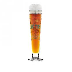 Bierglas 236 dobbelstenen - 300 ml