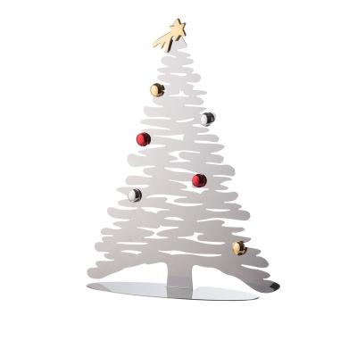 ALESSI BARK for Christmas Kerstboom RVS 45 cm incl. magneten