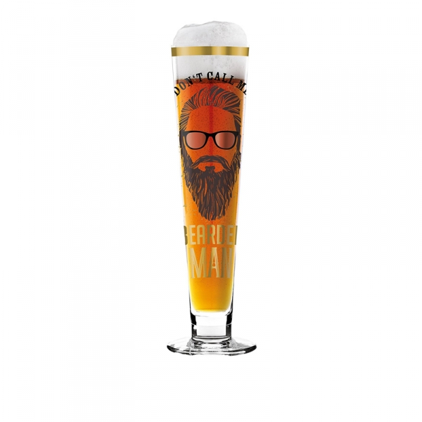 Bierglas baard 300 ml - 235