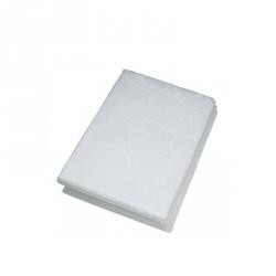 Tafelkleed wit rond 180 cm