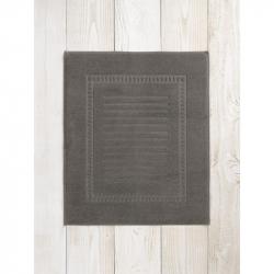 Badmat grijs 70 x 60 cm
