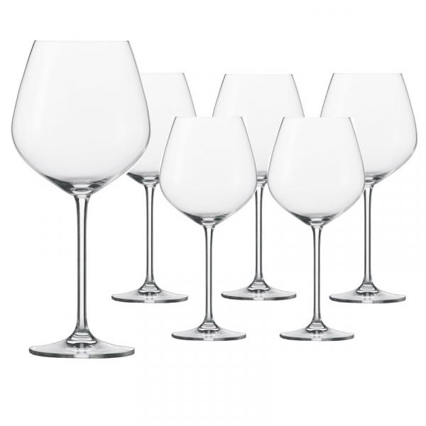 Rodewijnglas Bourgogne 140 0,73 l, per 6