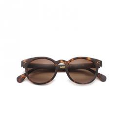 Zonneleesbril Brown +2.0
