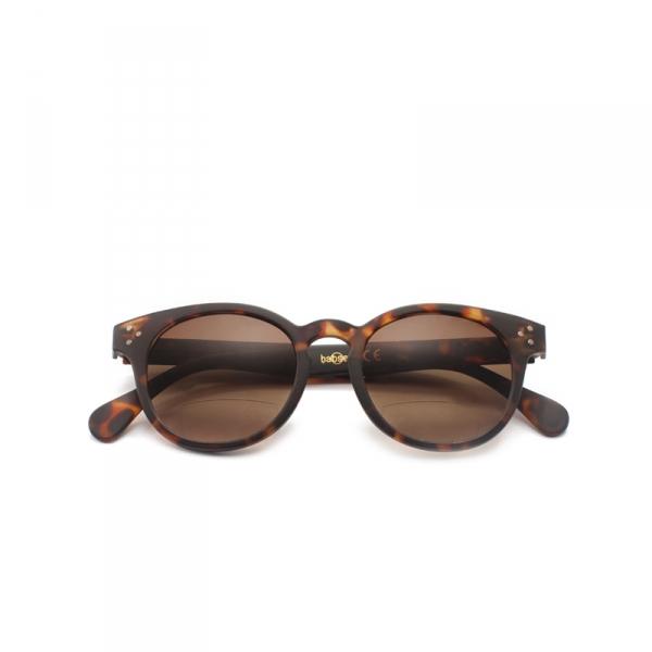 Zonneleesbril Brown + 1.5