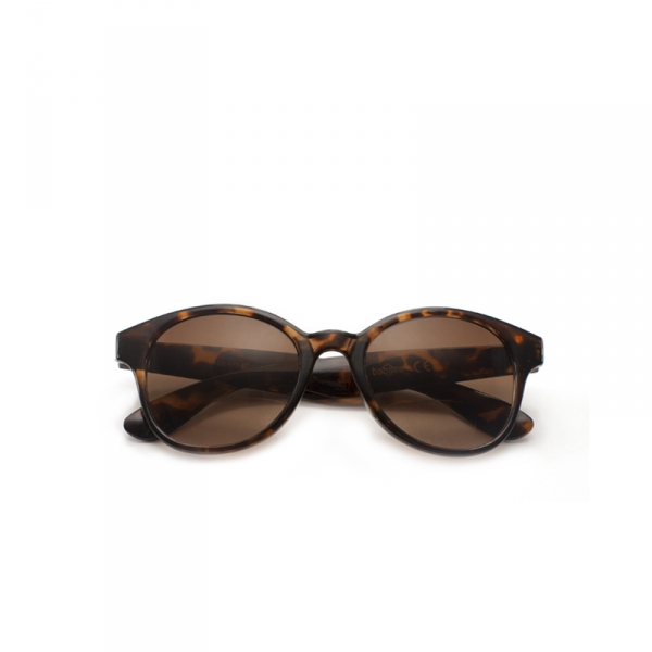 Zonneleesbril Brown +2.5