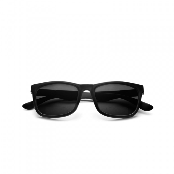 Zonneleesbril Neil Black +3.0