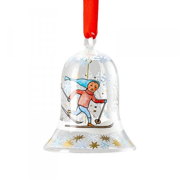 Kerstklokje, glas