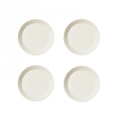 Dinerbord 26 cm wit, per 4