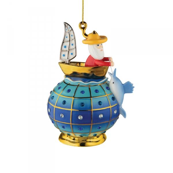 """Ornament """"Il Vecchio e il Mare"""""""