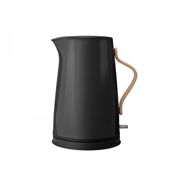 Waterkoker 1,2l mat zwart