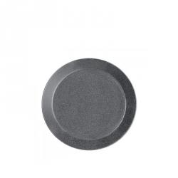 Gebaksbord 17 cm dotted grey