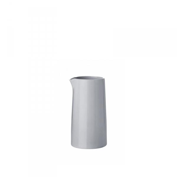 Melkkan grijs dubbelwandig