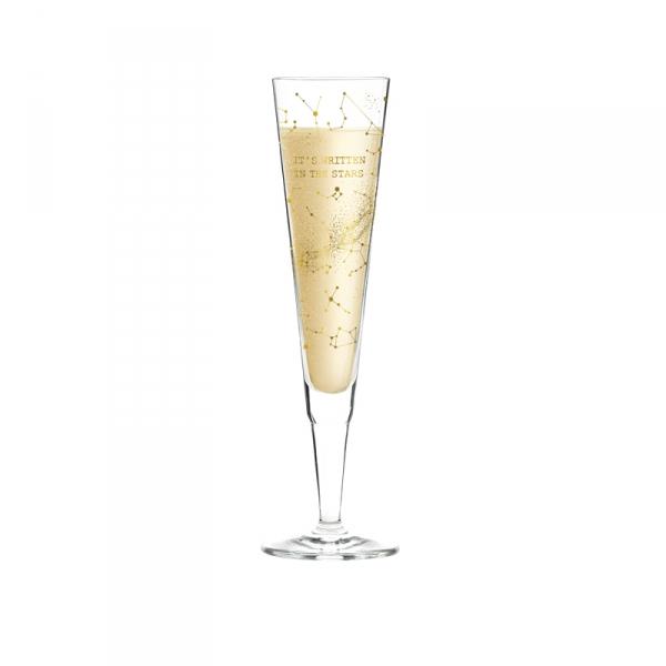 Champagneglas 266 sterrenstelsel 0,20 l