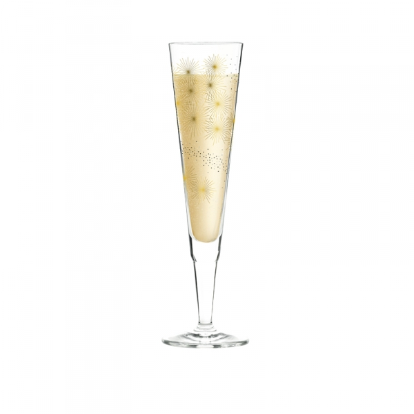 Champagneglas 267 vuurwerk
