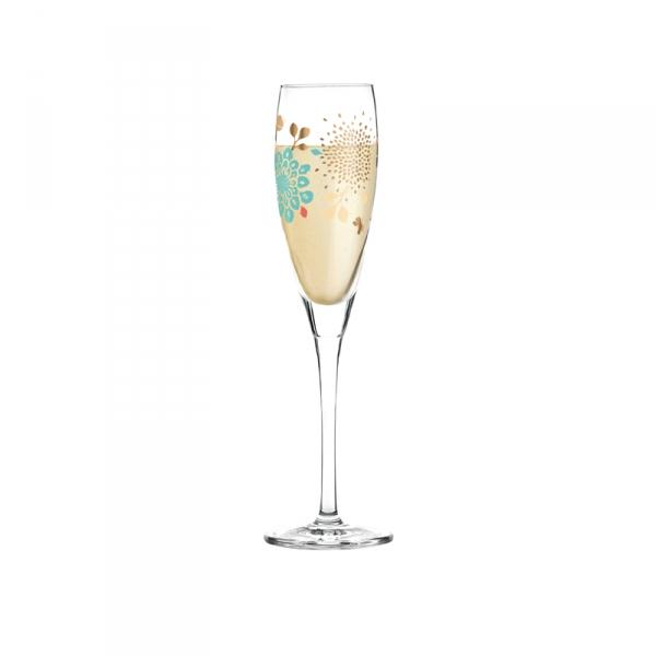 Proseccoglas 039 bloem - 160 ml