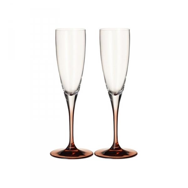 Champagneglas 0,15 l, per 2