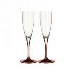 Champagneglazen 0,15 l, per 2