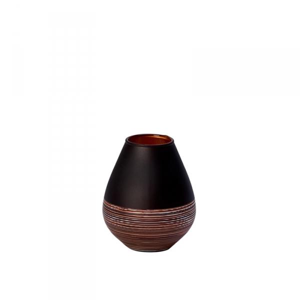 Vaas glas 12,2 cm