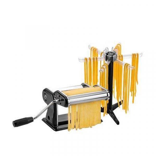 Pastamachine Pasta met Raviolisnijder / Droogrek