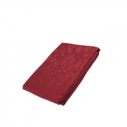 Tafelkleed framboos 140 x 300 cm