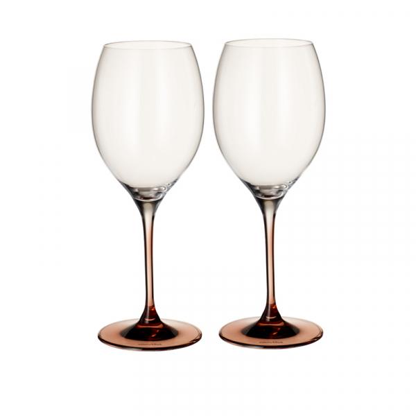 Rode wijnglas Bordeaux 0,65 l, per 2